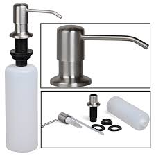 Are Luxart Faucets Good by Built In Soap Dispensers Amazon Com Kitchen U0026 Bath Fixtures