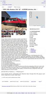 For Sale 1995 Q - Page 5 - Alfa Romeo Bulletin Board & Forums Wichita Craigslist Attacker Stenced To Prison The Eagle Tulsa Cars Ancastore Craigslist Wichita Falls Honda Crv For Sale Nationwide Autotrader Falls Bestluxurycarsus Used By Private Owner Popular Kansas Fniture Best Of Chair Fabulous Ding Davismoore Is The Chevrolet Dealer In New Www Abilene Tx Odessa Rvs 281019 50 Silverado 2500hd Savings From 2239 Miller Motors Rossville Ks Trucks Sales Service
