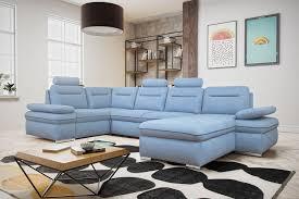 u form wohnlandschaft schlaffunktion bettkasten ausführung wählbar wohnzimmer