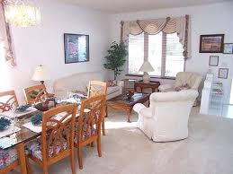 Living And Dining Room To Decorate Combo Southern