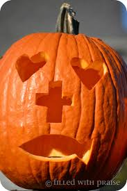 Pumpkin Patch Parable Craft by The Pumpkin Carving Prayer When My Daughter Was Little We