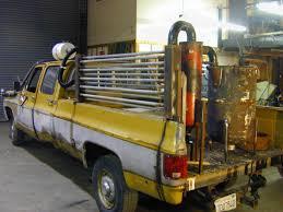 100 Wood Gasifier Truck Gas Truck S