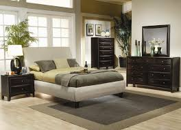 King Platform Bed With Headboard by Coaster Phoenix Contemporary California King Platform Bed With