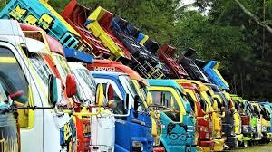 100 Truck Mania 1 Kopdar Jogja TMJ YouTube