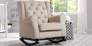 Glider Rocking Chair Reviews Nursery Rocking Chairs Hauck Glider