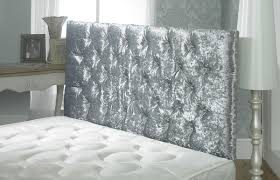 Velvet Headboard King Size by King Size Headboard Silver Headboard It U0027s Very Elegant U2013 Laluz