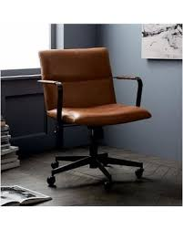 spectacular deal on west elm cooper mid century office chair
