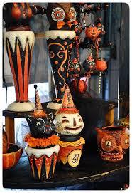 Cute Halloween Decorations Pinterest by Best 25 Vintage Halloween Decorations Ideas On Pinterest Diy