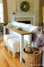 Ana White Sofa Table by Furniture Charming The Easiest Diy Reclaimed Wood Sofa Table