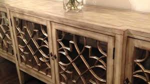 Dining Room Credenza Buffet Sideboard Largest Mirrored Server Fabulous Contemporary