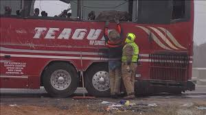 100 Two Men And A Truck Huntsville Al UPDTE 2 Dead 44 Injured After Bus From Crashes In