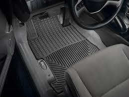 Laser Measured All Weather Floor Mats by All Weather Floor Mats Honda Civic Sedan 2006 2011 Black