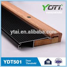 Ydt501all aluminum Upper Inswing & Outswing Door Sills With