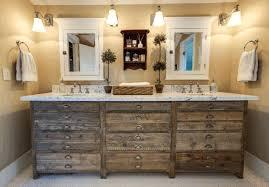 Shabby Chic White Bathroom Vanity by Plush Shabby Chic Bathroom Vanity Chunky Rustic Painted Bathroom