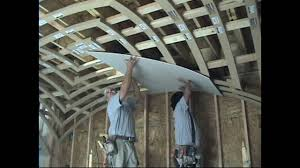 Groin Vault Ceiling Images by How To Drywall A Groin Vault Ceiling With Archways U0026 Ceilings Made