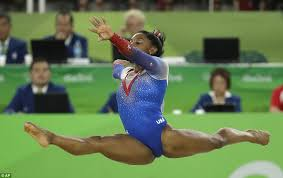 Simone Biles Floor Routine by Simone Biles Wins Gold Again With Stunning Floor Routine At Rio