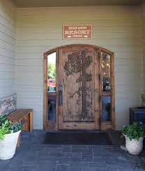 Entrance to Oregon Garden Resort Picture of Garden View