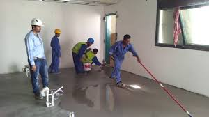 Wood Floor Leveling Contractors by Self Leveling Compound Doha Qatar New Ways Trading And Contracting