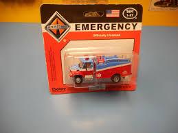 100 Boley Trucks UPC 084495450359 187 Ho Stars N Stripes Fire Rescue Truck