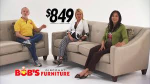 Bobs Furniture Leather Sofa And Loveseat by Bobs Furniture On Vimeo