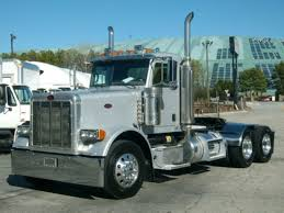 100 Day Cab Trucks For Sale 2007 Peterbilt 379