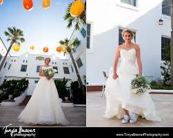 jessie and kevin u0027s wedding sneaks jacksonville beach florida casa