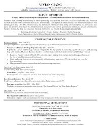 Resume Listing Education Example Skills Section On Professional Objective Resumes Samples