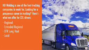 Leading Trucking Company With Outstanding Performance Since 1935 ... Mcauliffe Trucking Company Home Facebook Navajo Express Heavy Haul Shipping Services And Truck Driving Careers Gaibors 10 Reasons To Love The Big Companies Youtube Best Lease Purchase In The Usa New Team Driver Offerings From Us Xpress Fleet Owner Eawest Over Road Drivers Atlanta Ga Free Schools Cdl Traing Central Oregon What Does Teslas Automated Mean For Truckers Wired Hiring With Bad Records