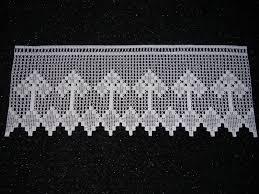 handgehäkelte gardine häkelgardine scheibengardine häkeln handarbeit neu