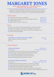 Inspirational This Flawless Nurse Resume Sample 2018 Will Show You