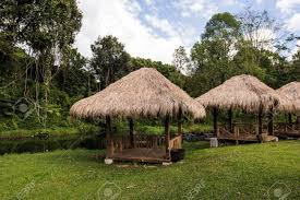 100 Houses In Nature Wooden Houses Huts In A Asia Vietnam