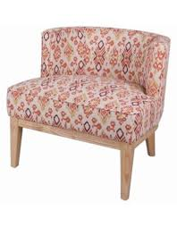 Galen KD Fabric Accent Chair Natural Legs, Sundried Ikat Red Accent Chair Trinidad Modern Mahogany W Round Chrome Base Inspirational With Arms Photograph Of Purple Mid Century Attributed To Knoll Chairs For Living Room Ideas Including Cambridge Nissi 981705red The Home Depot Alexa Classic Microfiber And Storage Ottoman Abigail Ii Patterson Iii Dinah Patio Stationary 6800 Truesdells Fniture Inc