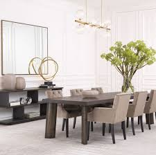 casa padrino luxus esstisch mokkafarben 300 x 110 x h 76 cm massivholz küchentisch rechteckiger esszimmertisch luxus esszimmer möbel