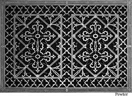Decorative Return Air Grille 20 X 20 by Decorative Grille 20x30 Arts And Crafts Style Beaux Arts Classic