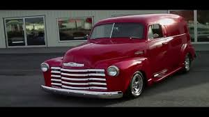 100 1952 Chevy Panel Truck 1951 YouTube