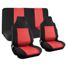 Truck Seat Cover For Ford F150 Red Mesh Fit Bench Bucket Integrated ... Best Truck Seat Covers 2018 Youtube Neo Neoprene Custom Fit Fia Np9286gray Titan Oxgord Flat Cloth Bucket Cover Set For Cartruckvansuv Black Diamond Front Leather Masque Blue Car With Headrest Auto Big Standard 30 Inch Back Equipment Llc And Alaska Empi Racetrim Jeep Pair Two Mw Shop Bdk Camouflage Pickup Built In Belt Cartoon Character Bugs Bunny Suv W Head Smittybilt 5661301 Gear Universal 2 Luxury Sport Rear For Ebay