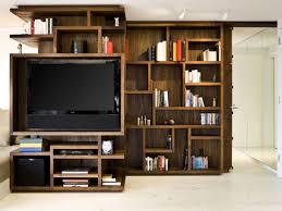 decoration ideas inspiring simple bookshelf design with wall