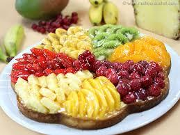 dessert aux fruits d ete tarte aux fruits frais fiche recette avec photos