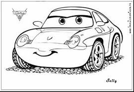 Fantastic Lightning Mcqueen Coloring Pages To Print With Page And