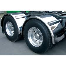 100 Truck Town Ga 80 Fully Smooth Single Axle Fender With Rolled Edge 16