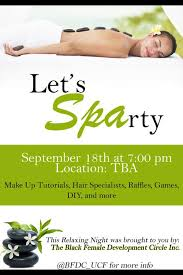 Taylor Hagans On Twitter BFDC Spa Night Is This Up Coming FridayDont Miss Outso Come Out And Bring A Friend