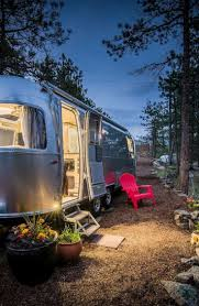 100 Pictures Of Airstream Trailers Modern Rental Near The Rocky Mountains In Boulder