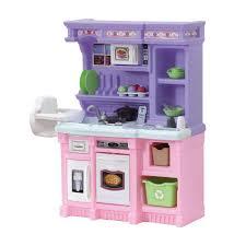 Kidkraft Grand Gourmet Corner Kitchen Play Set by Step2 Little Baker Kitchen Playset 825100 The Home Depot