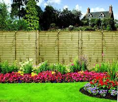 Decorative Garden Fence Home Depot by Choosing Garden Fences Inmyinterior Vegetable Fencing Loversiq