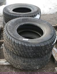 4) Wildcat All Terrain LT 265/75R16 Used Tires | Item 4759 ... Favorite Lt25585r16 Part Two Roadtravelernet Cooper Discover At3 Tirebuyer 2657516 Tires Tacoma World Lifted Hacketts Discount Tyres Picture Gallery 2013 Toyota Double Cab On 26575r16 Youtube 2857516 Vs 33 Performance 4x4earth Grizzly Grip Your Next Tire Blog Consumer Reports Titan Light Truck Cable Chain Snow Or Ice Covered Roads Ebay Set Of 4 Firestone Desnation At Truck Tires Lt
