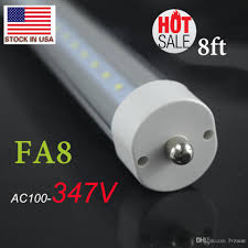 best led lighting bulbs fa8 8ft led 100 347v canada