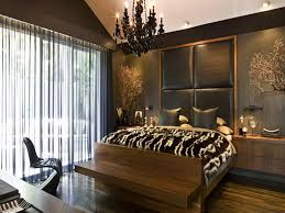 Black Gold Small Bedroom Design Decorating Ideas