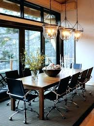 Unique Dining Room Lighting Light Fixture Above Dinner Table Modern Lamp Unusual