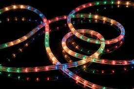 Christmas Outdoor Rope Lights Make your Room in Festive Lighting