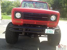 78 Scout II Lifted Truck 1 Of A Kind Off Road 4x4 Trd Four Wheel Drive Mud Truck Jeep Scout 1970 Intertional 1200 Fire Truck Item Da8522 Sol 1974 Ii For Sale 107522 Mcg 1964 Harvester 80 Half Cab Junkyard Find 1972 The Truth 1962 Trucks 1971 800b 1820 Hemmings Motor Restorations Anything 1978 Terra Pickup 5 Things To Do With 43 Intionalharvester Scouts You Just Heres One Way To Bring An Ihc Into The 21st Century